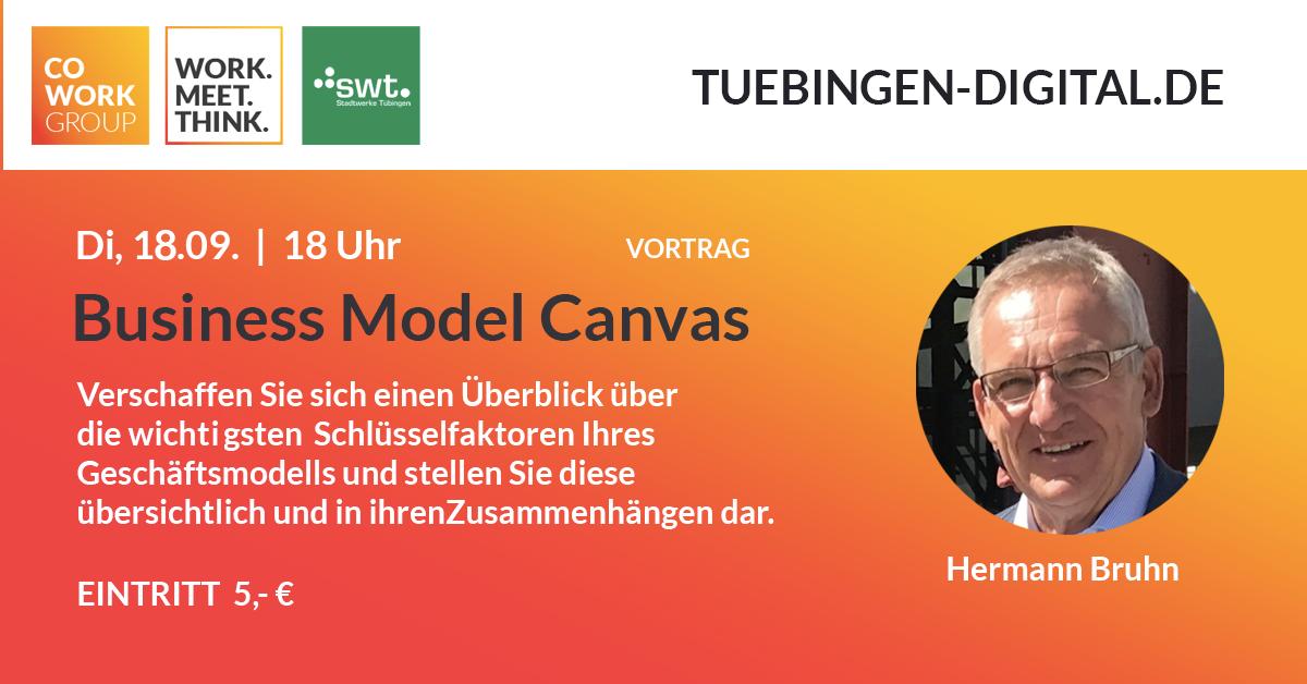 Vortrag: Business Model Canvas