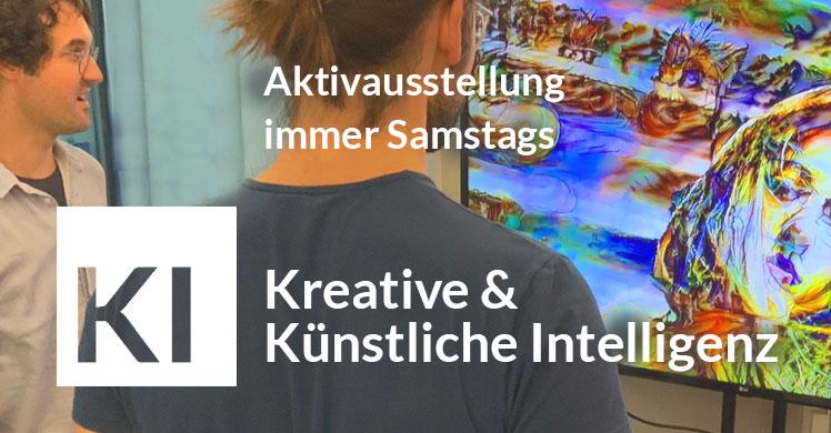 KI-Kunst - Kreative & Künstliche Intelligenz